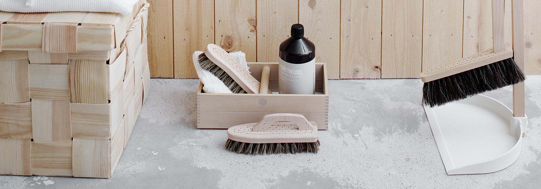 Diska & städa