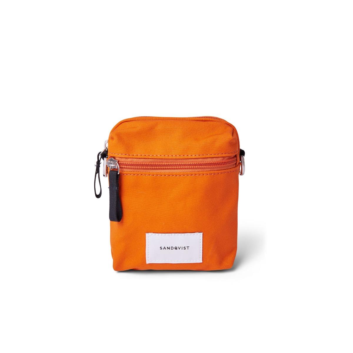 SandqvistAxelväska Sixten Vegan Orange