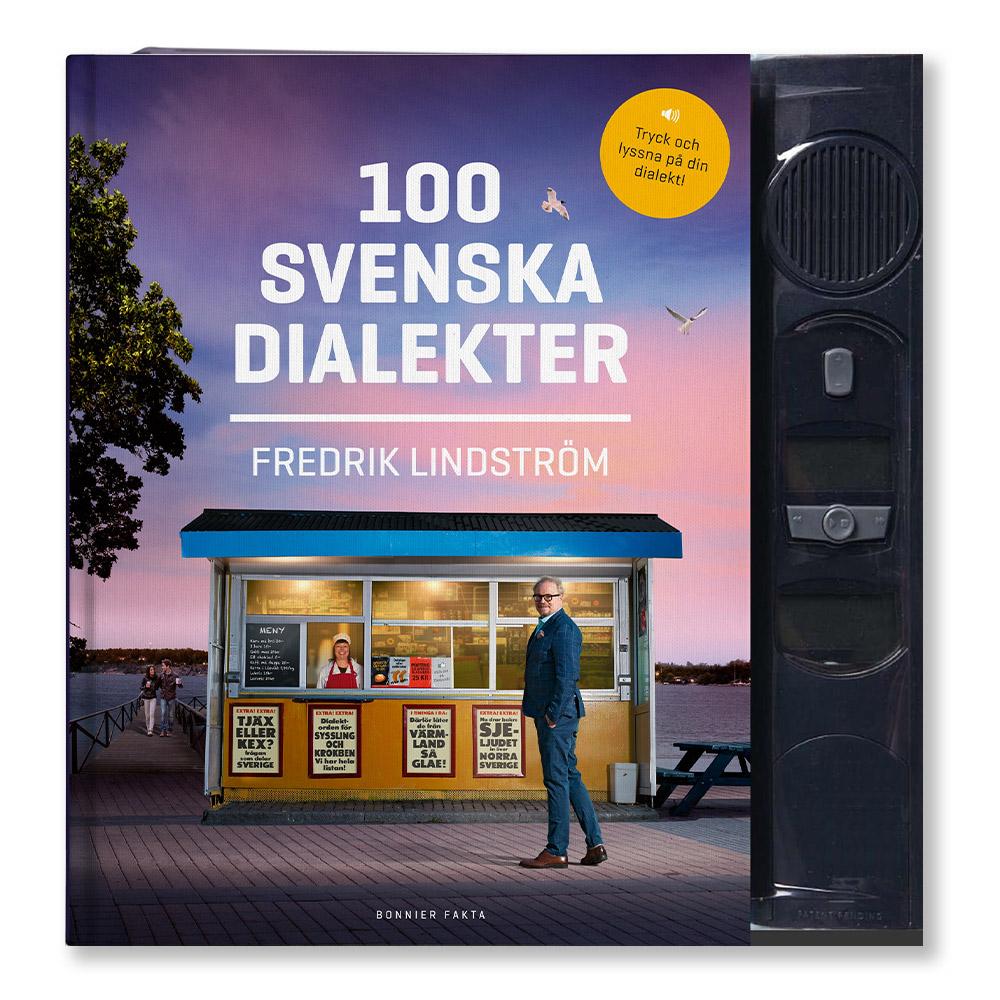 Designtorget Bok 100 Svenska dialekter