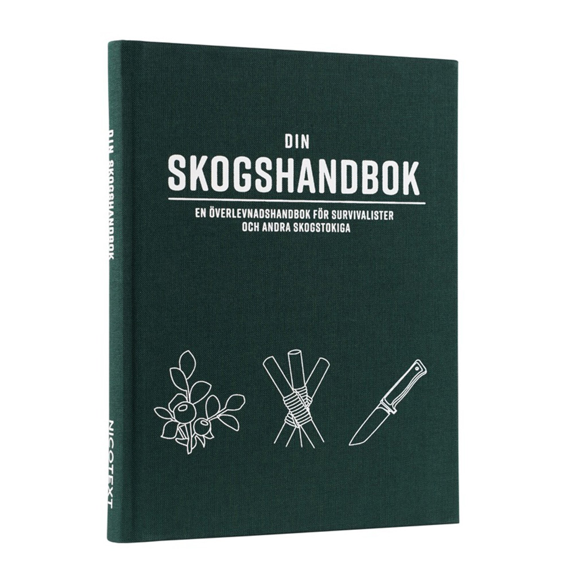 Designtorget Bok Din Skogshandbok