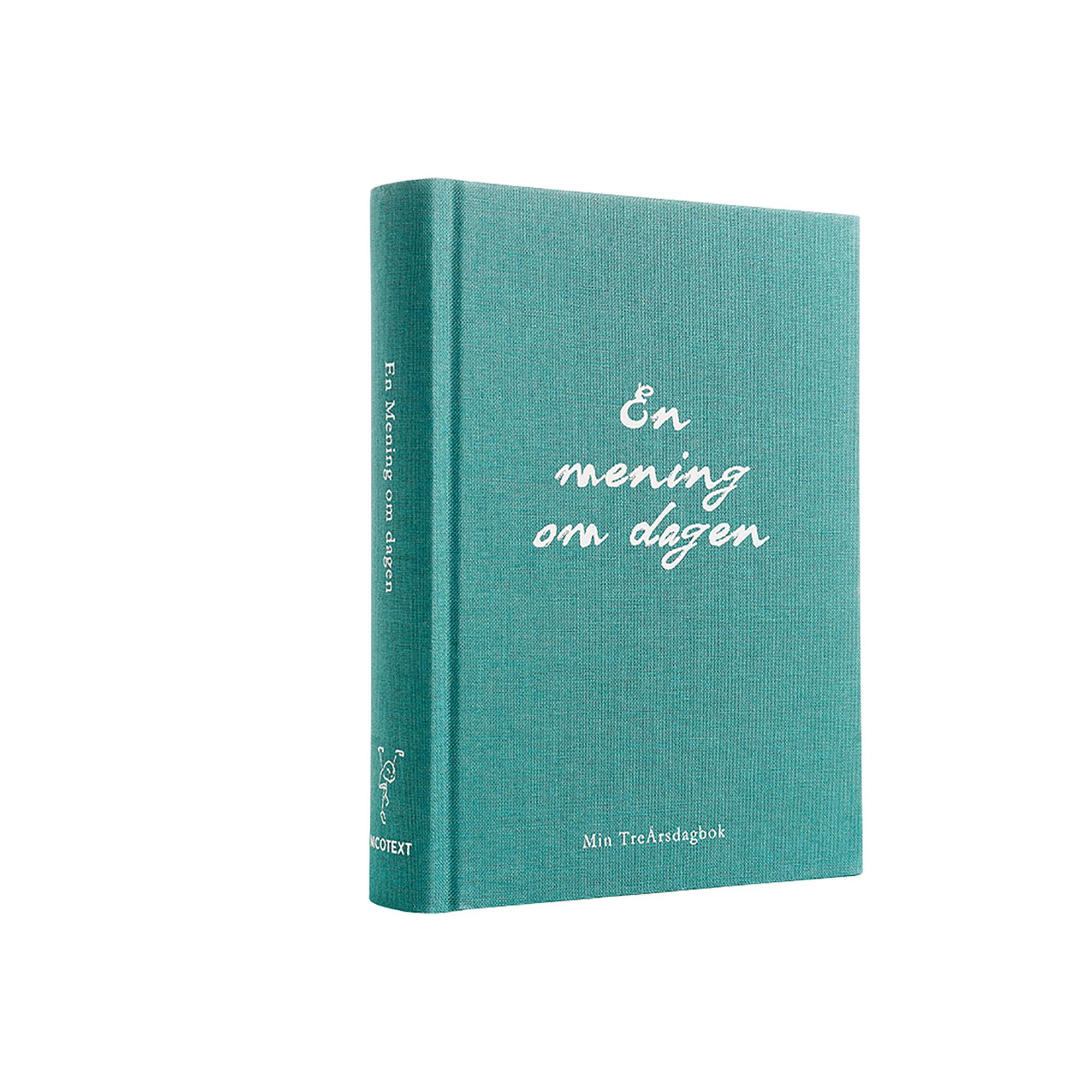 Designtorget Bok En mening om dagen