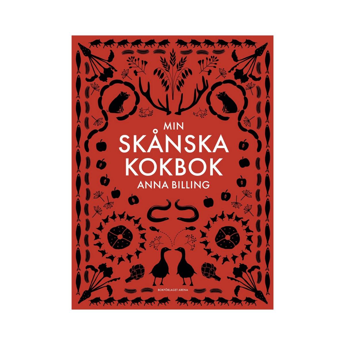Designtorget Bok Min skånska kokbok