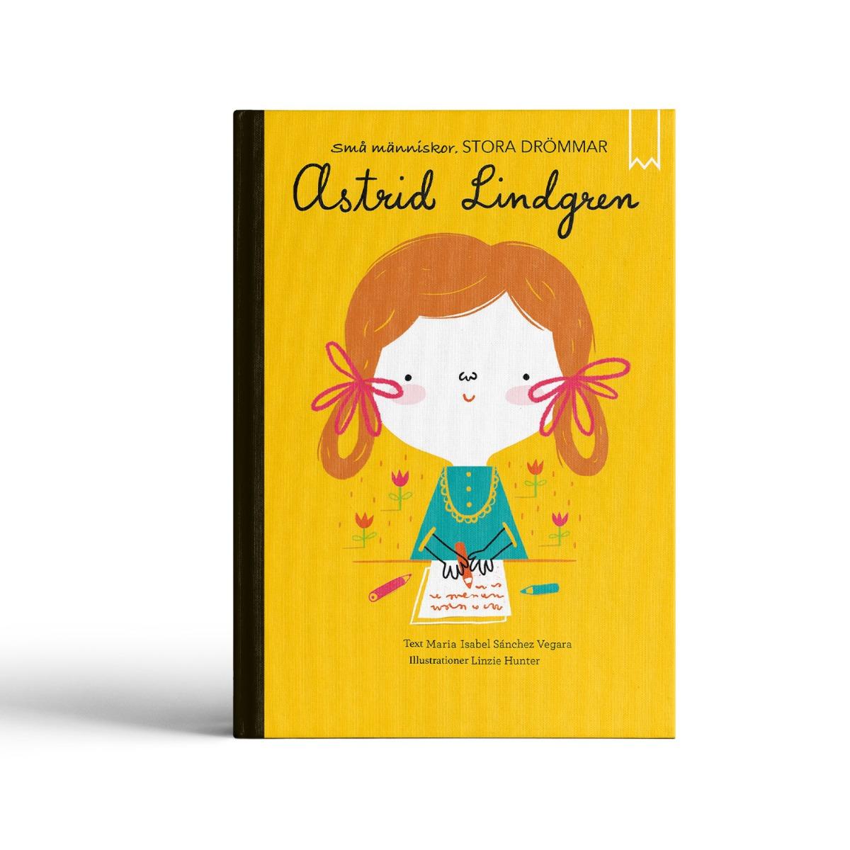 Designtorget Bok Stora Drömmar Astrid