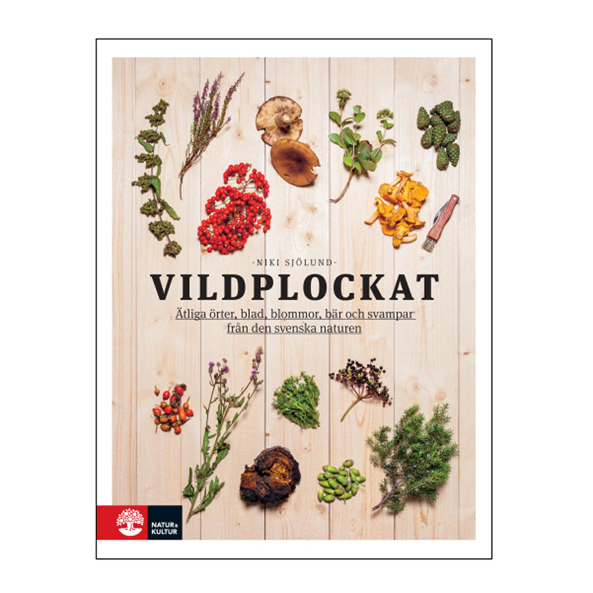 Designtorget Bok Vildplockat