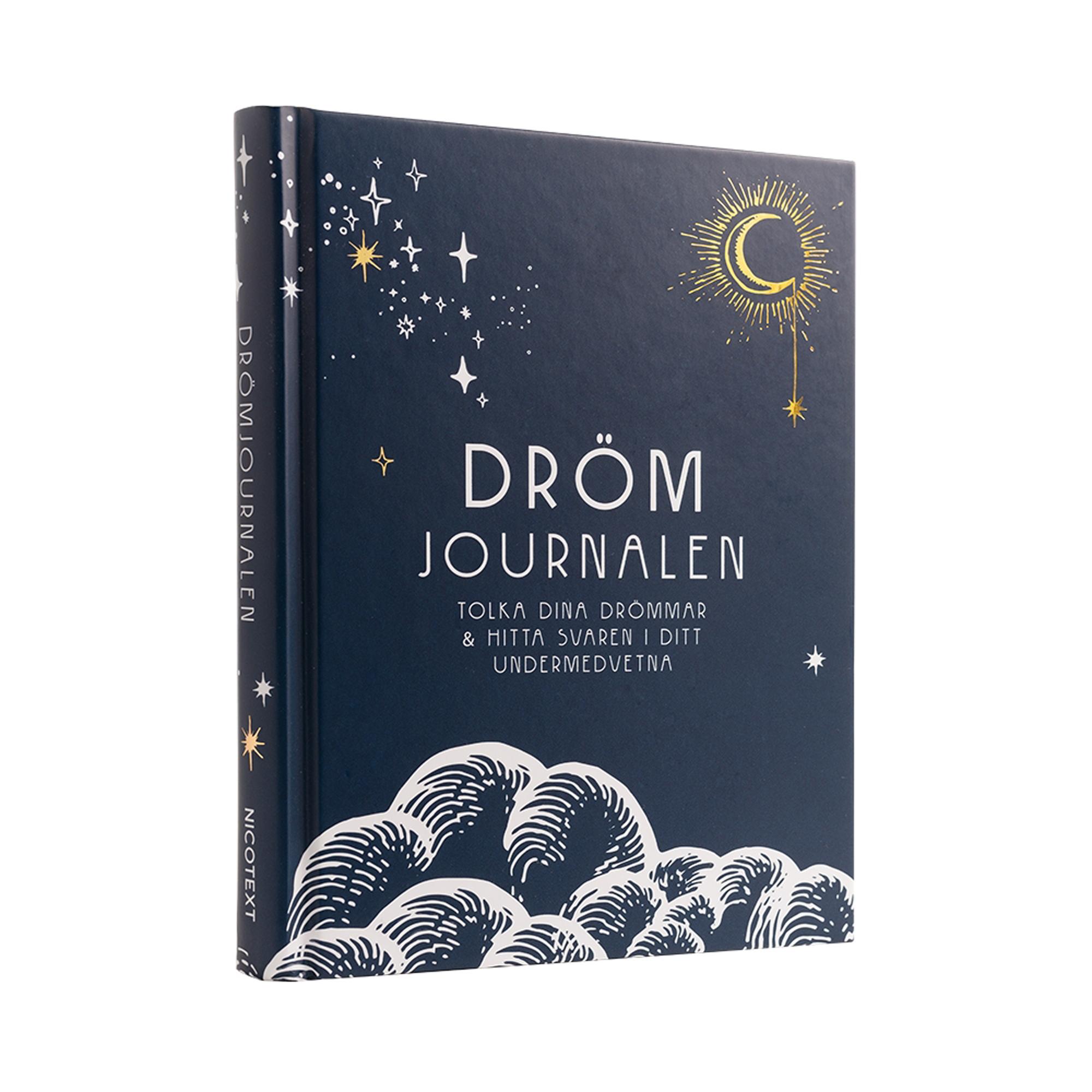 Designtorget Bok Drömjournal