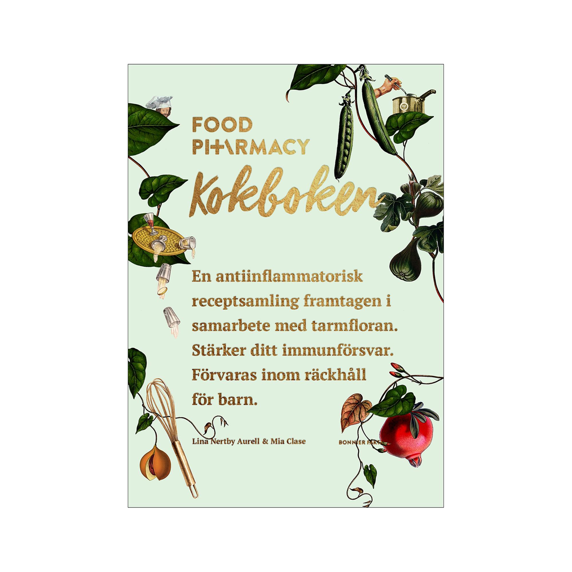Designtorget Bok Food Pharmacy Kokboken