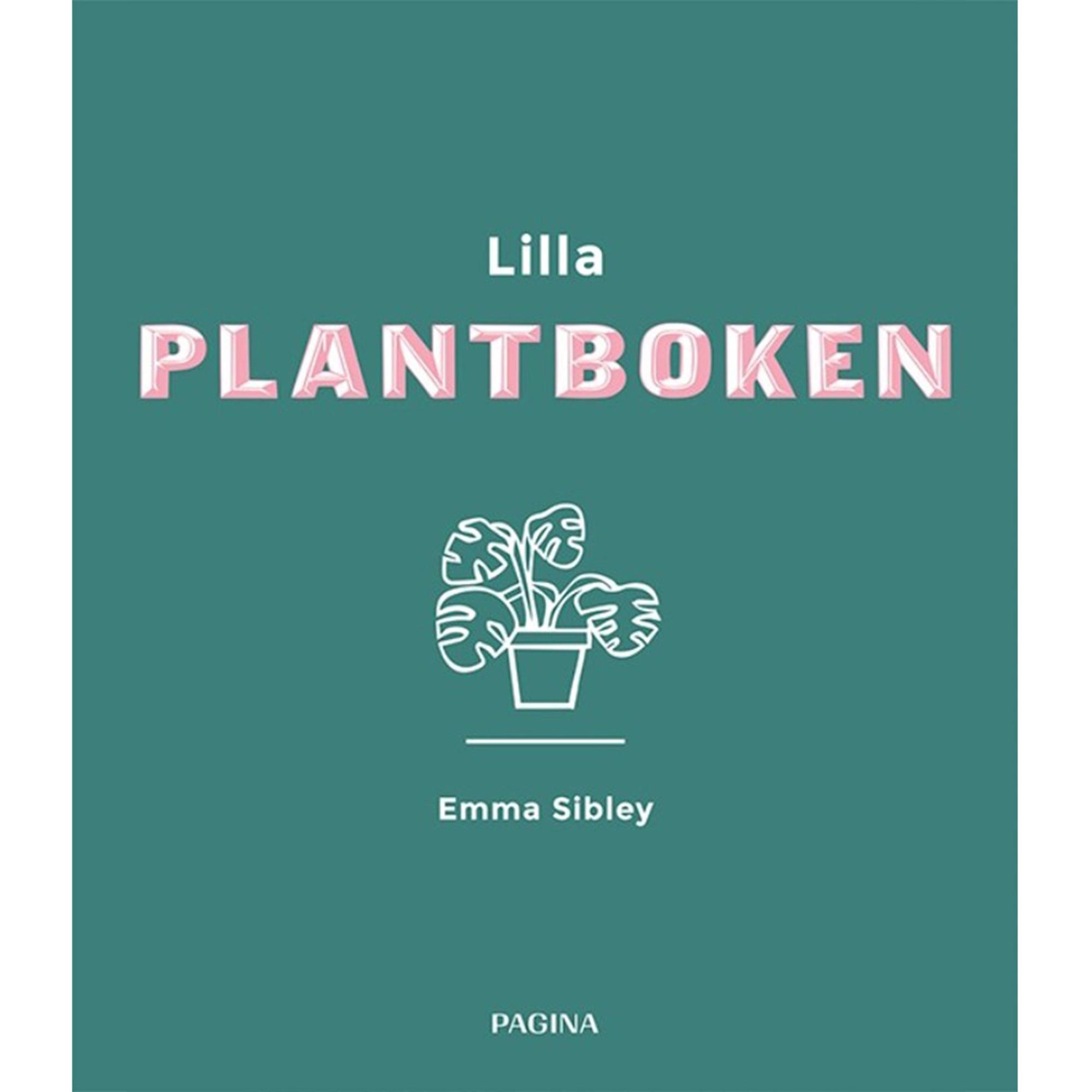 Designtorget Bok Lilla Plantboken