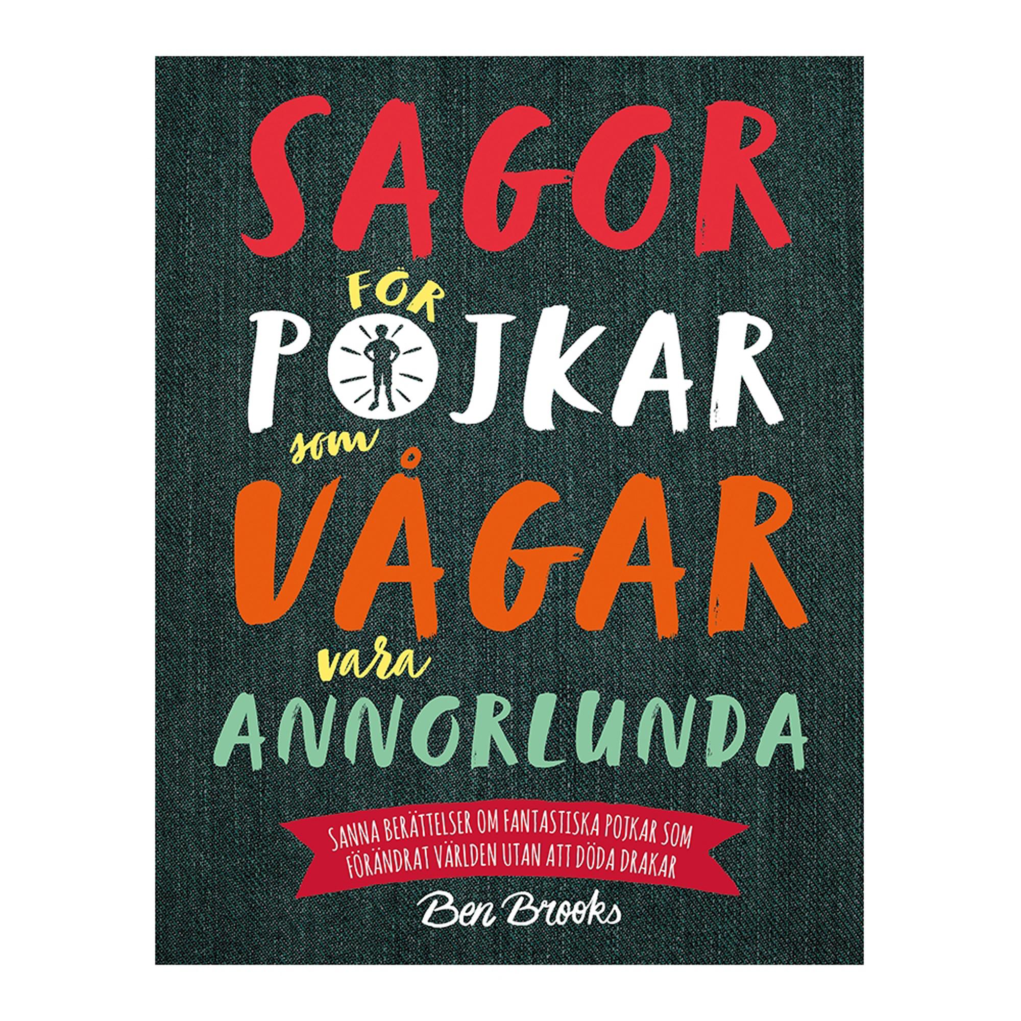 Designtorget Bok Sagor för pojkar