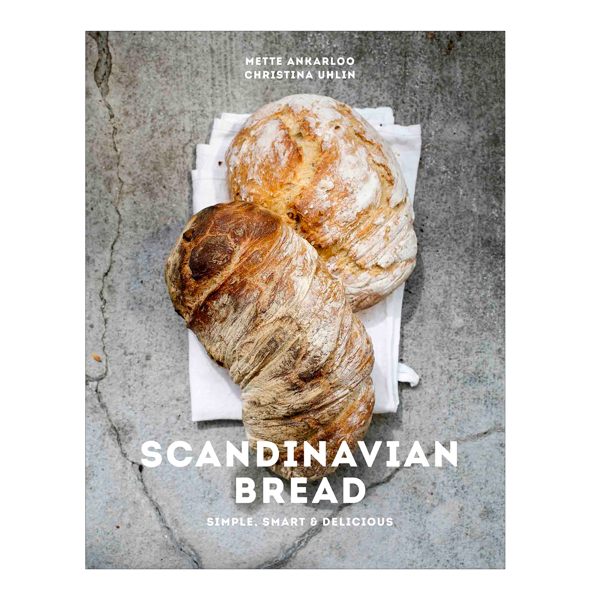 Designtorget Bok Scandinavian Bread