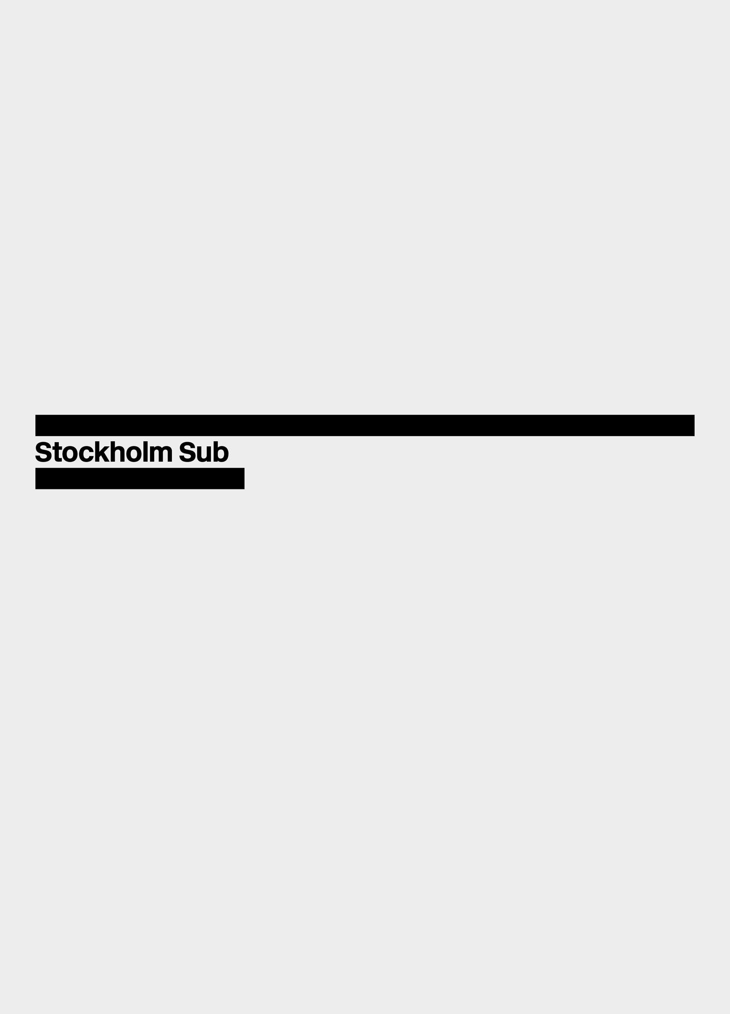 Designtorget Bok Stockholm Sub
