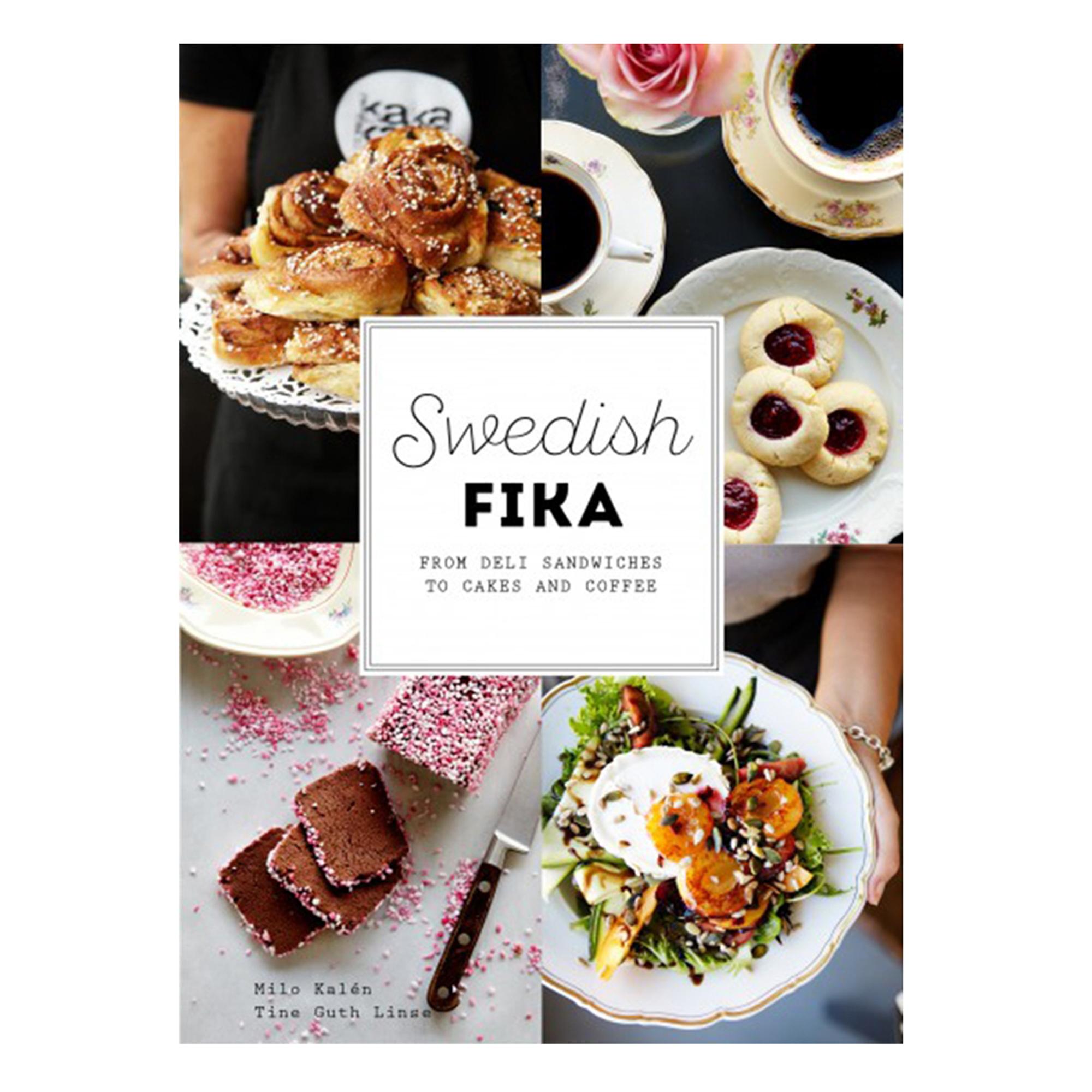 Designtorget Bok Swedish fika