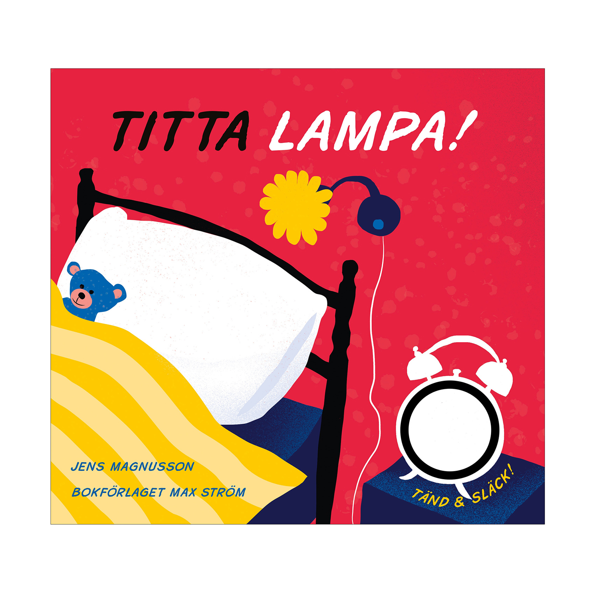 Designtorget Bok Titta lampa!
