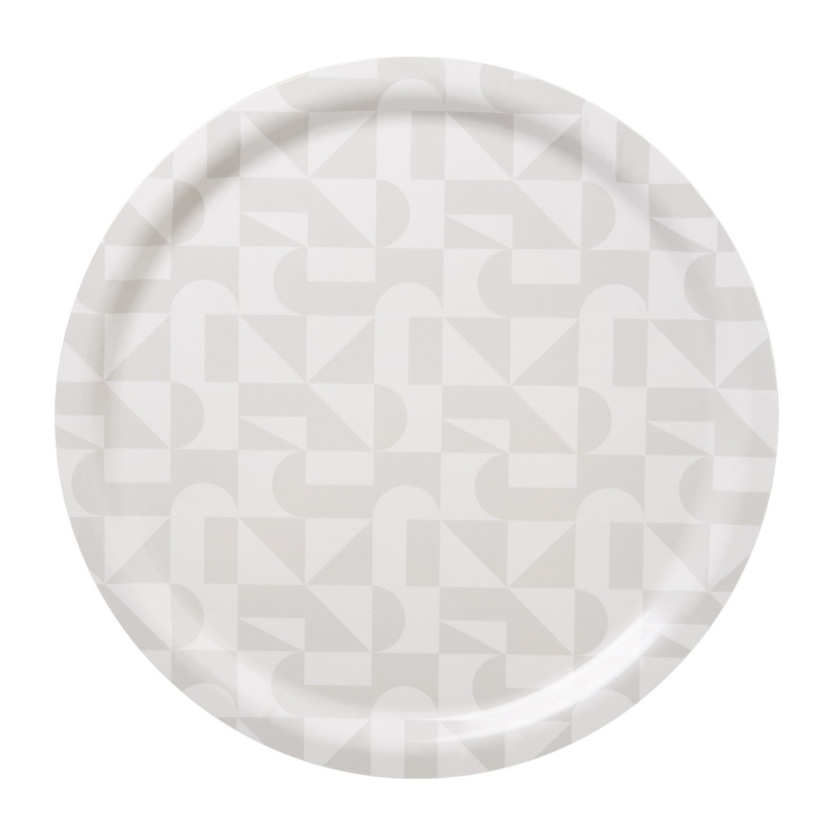 Designtorget Bricka till brickbord DT 49 cm beige
