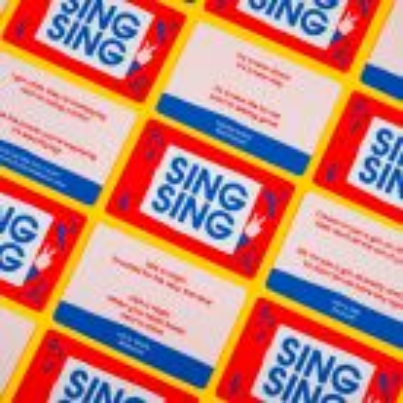 Spel Sing Sing no. 2