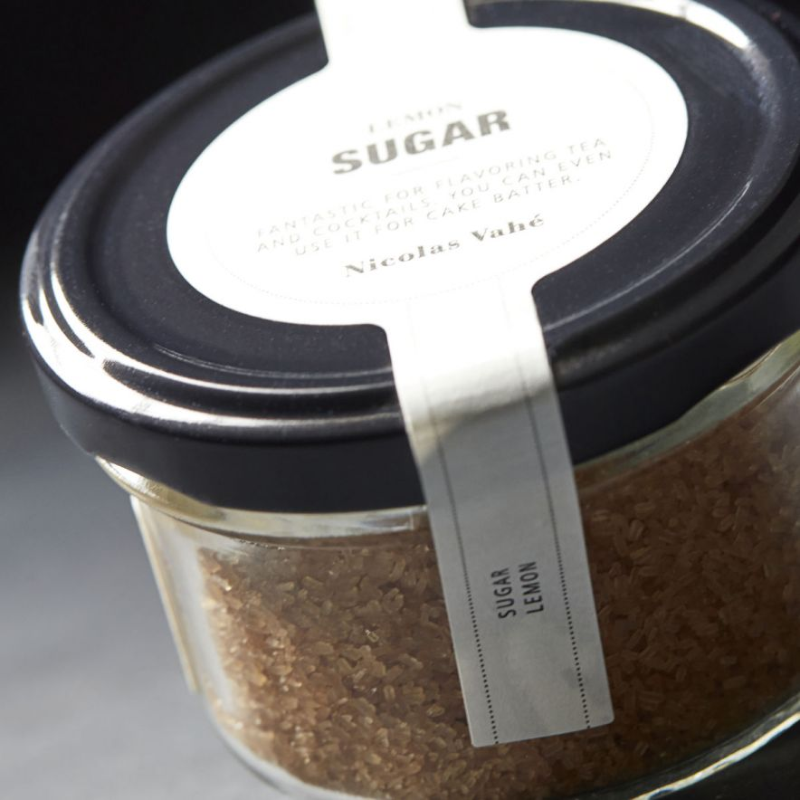 Socker Nicolas Vahé Citron