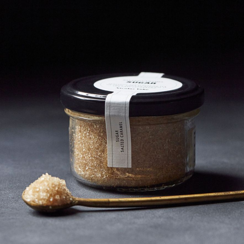 Socker Nicolas Vahé Salt karamell