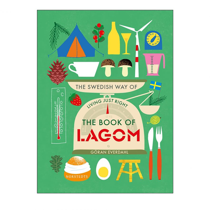 Bok The Book of Lagom
