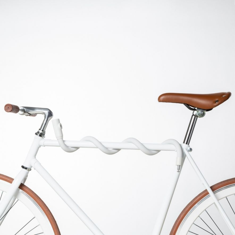 Cykellås Lochness Ivory