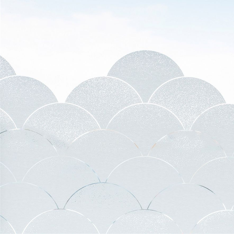 Fönstermönster Clouds