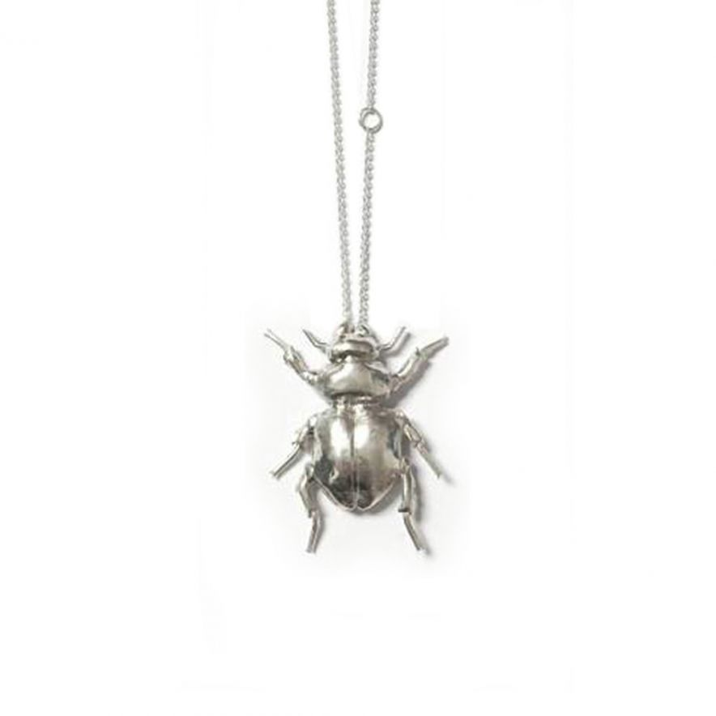 Halsband Ekoxe silver
