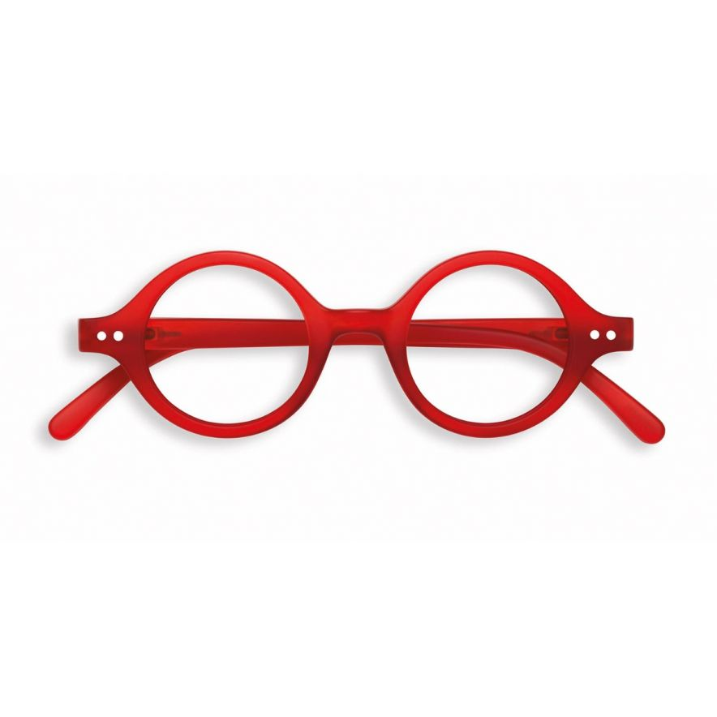 Läsglasögon Izipizi #J Red Crystal Soft