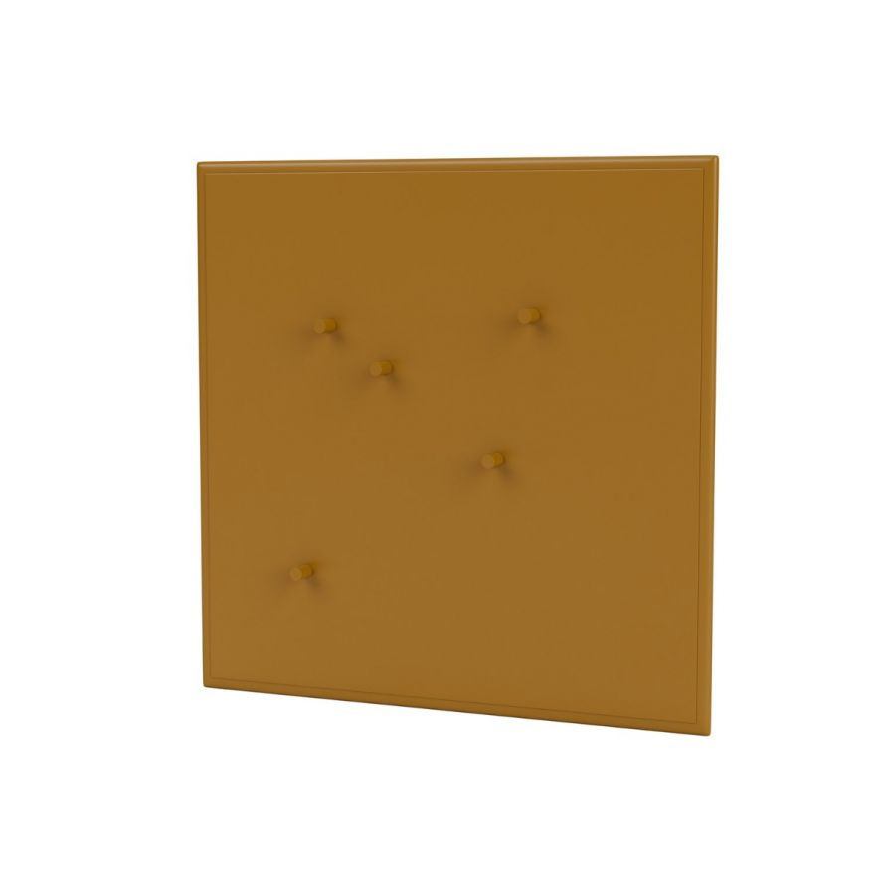 Mini Anslagstavla 35x35 cm Amber