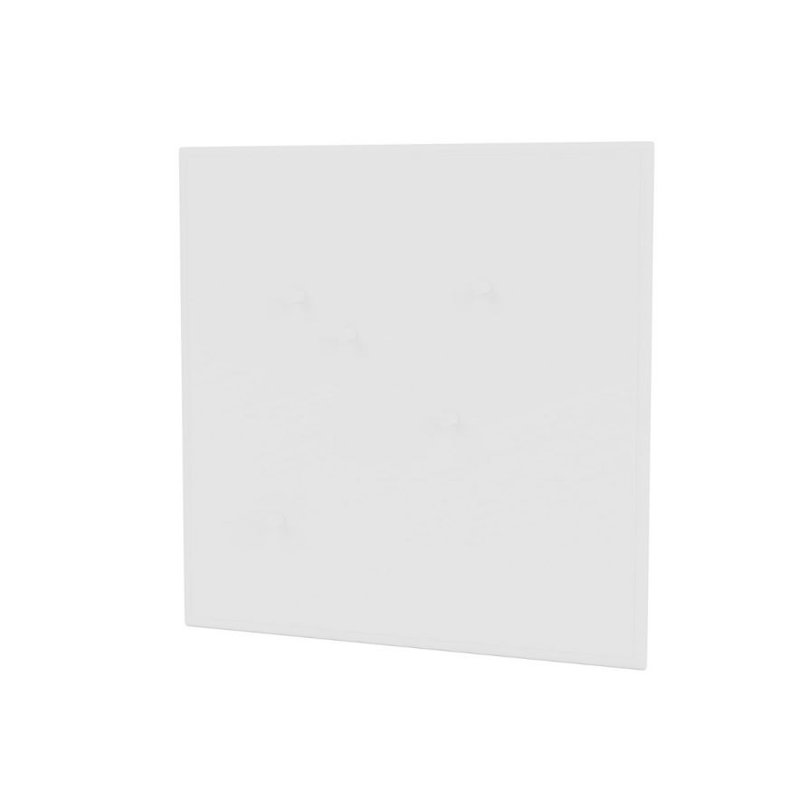 Mini Anslagstavla 35x35 cm New White