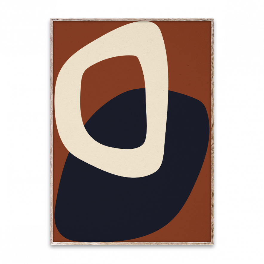Poster Solid Shapes 02