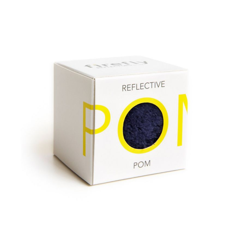 Reflekterande Pom Pom