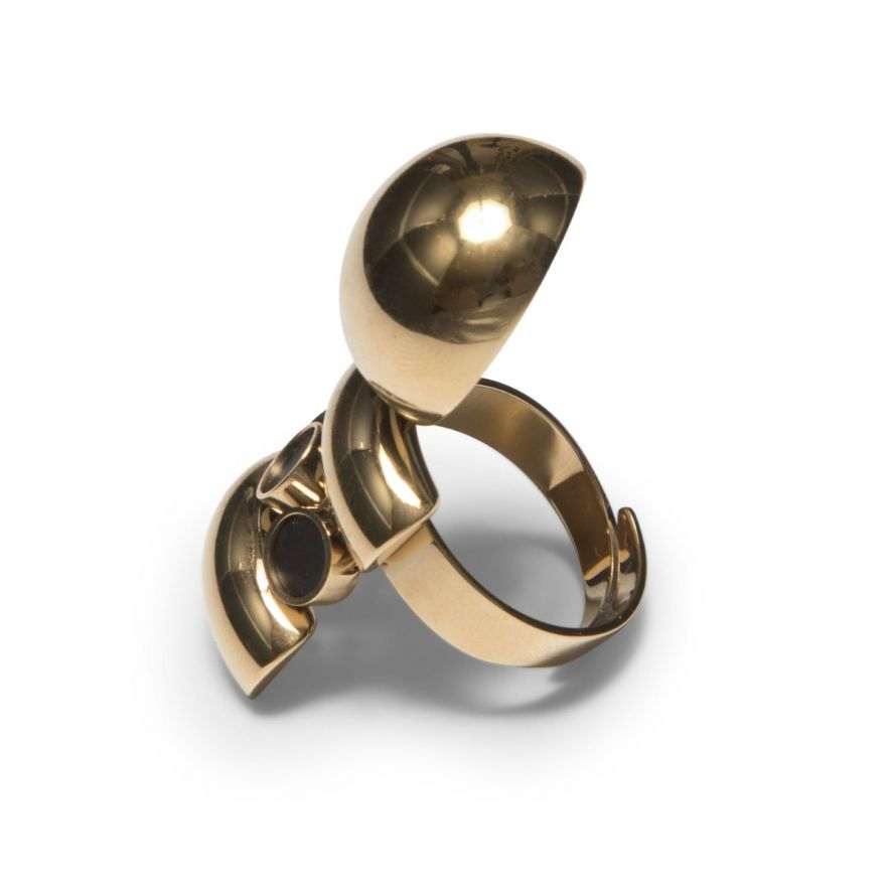 Ring Satellite R5 Golden