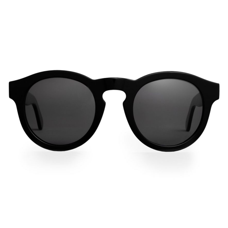 Solglasögon Stockholm Shiny Black