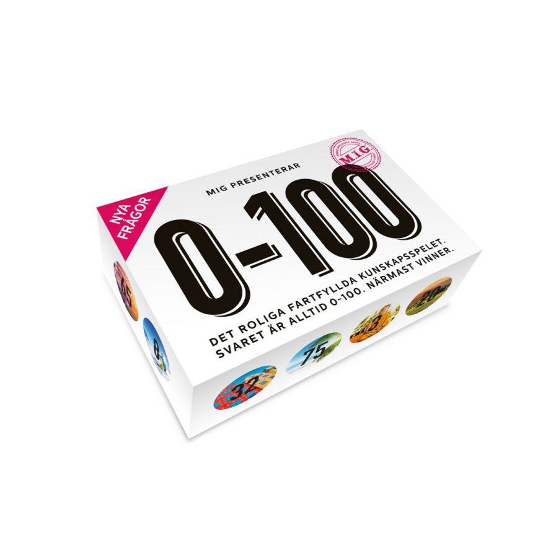 Spel MIG Mini 0-100