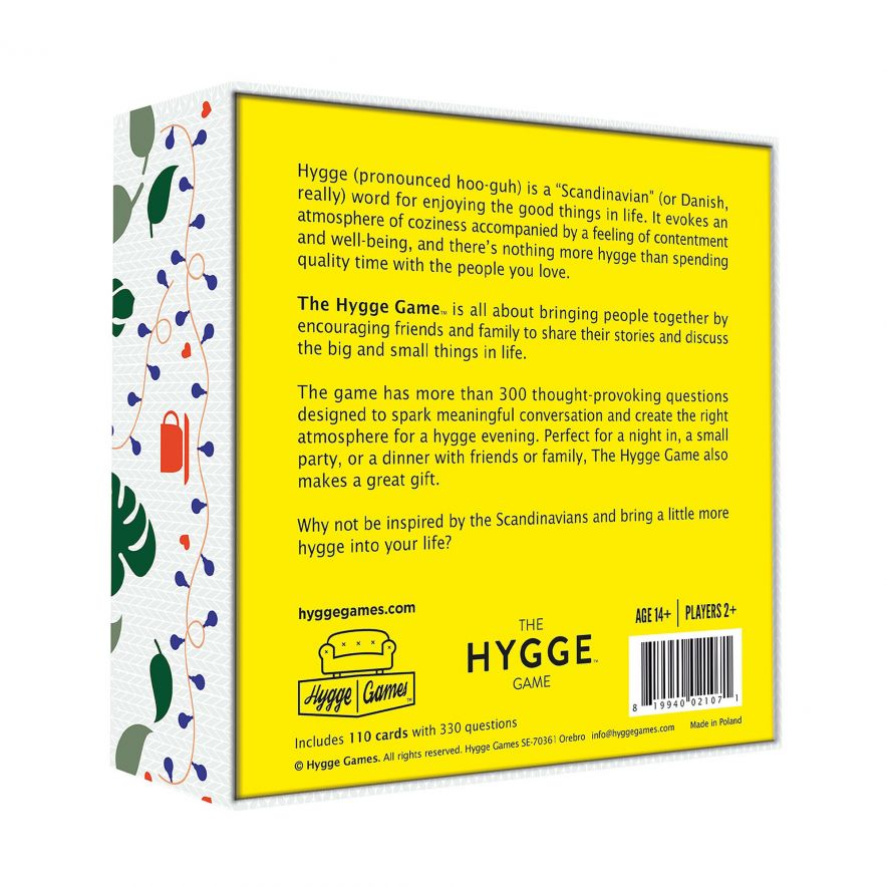 Spel Hygge