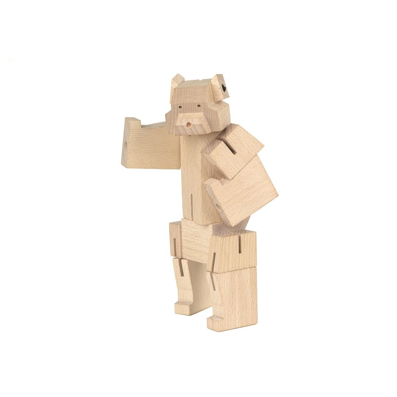 Square Bear Cub