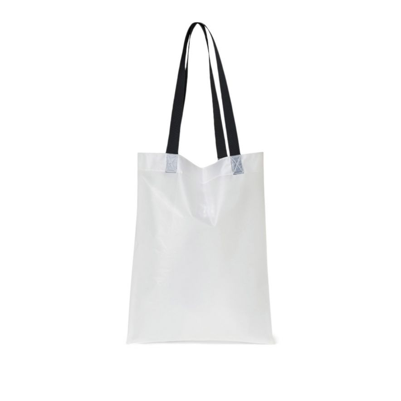 Transparent Shopper Rains vit