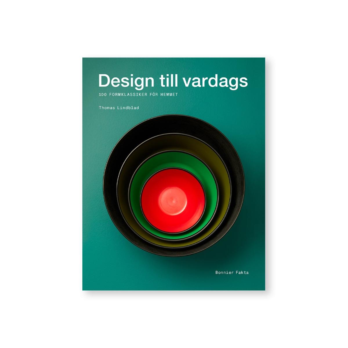 Designtorget Bok Design till vardags
