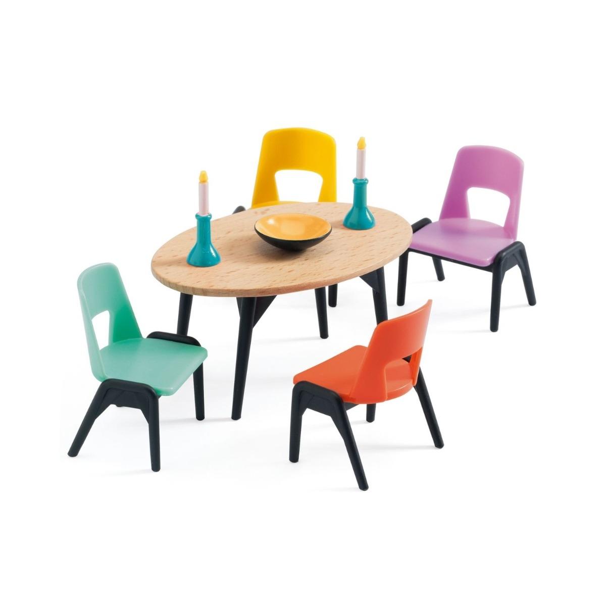 Designtorget Dockskåpsmöbler Matsal