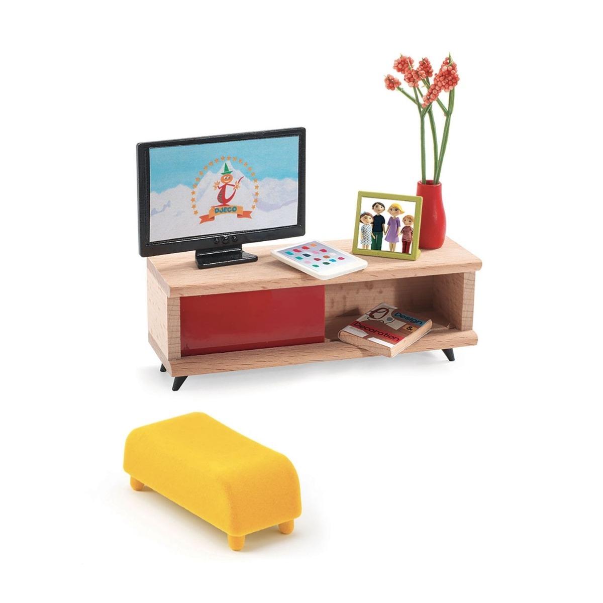 Designtorget Dockskåpsmöbler TV-rum