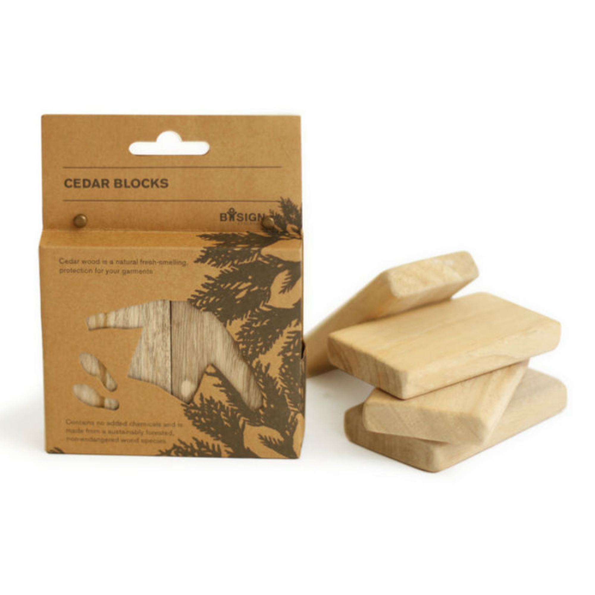 BosignDoftblock cederträ