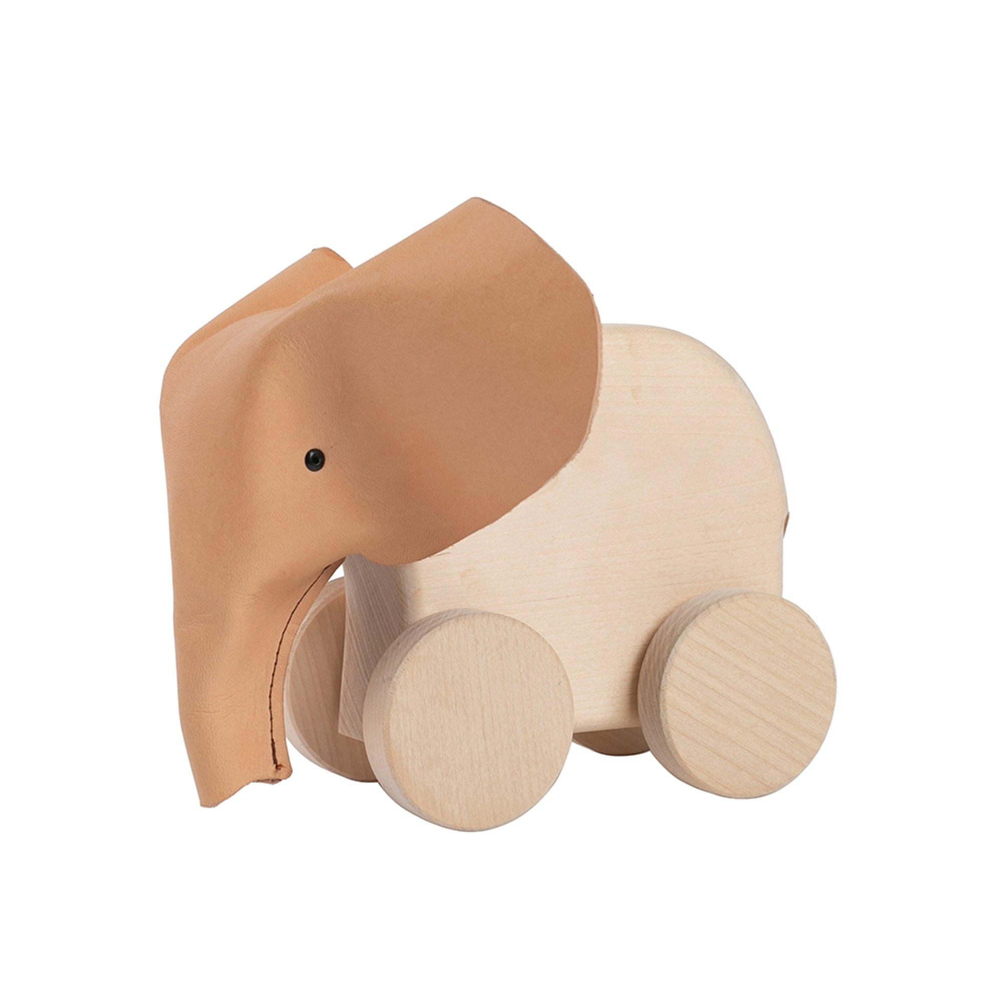 Designtorget Elefant på hjul