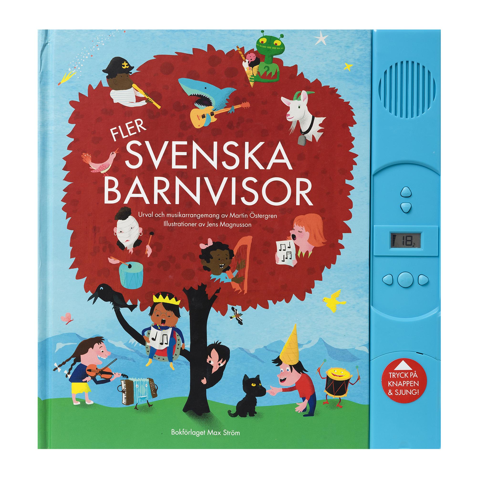 Designtorget Fler svenska barnvisor