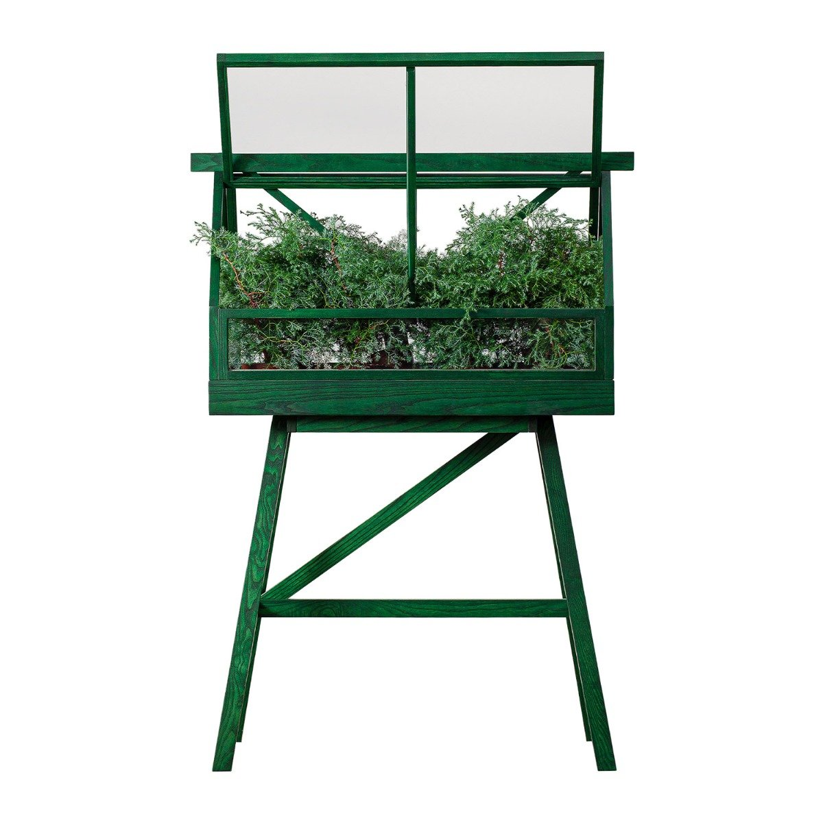 Designtorget Växthus Greenhouse Grön