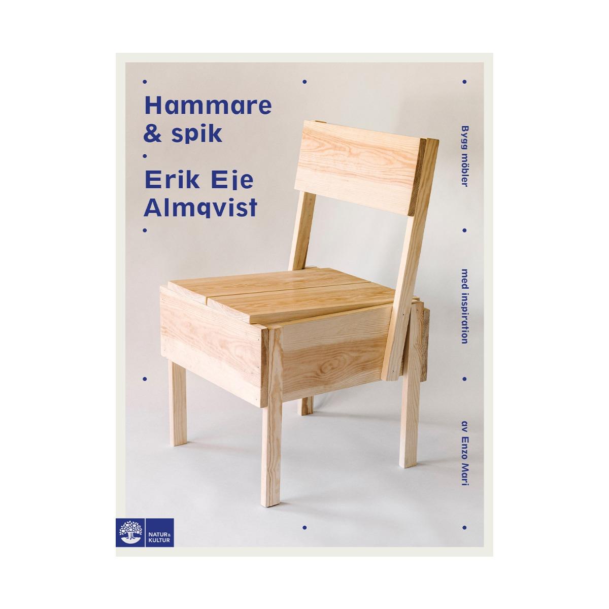 Designtorget Bok Hammare & spik