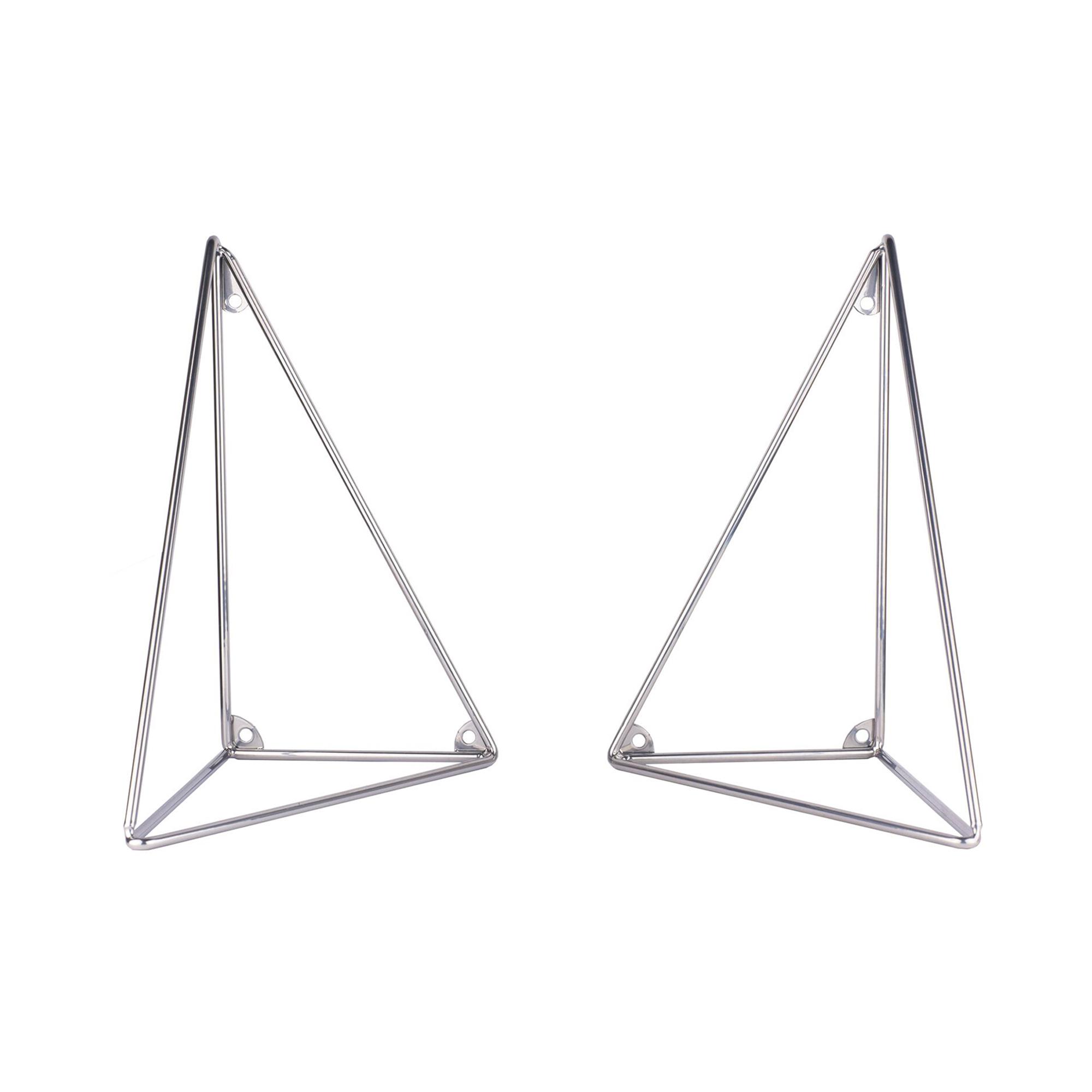Designtorget Konsol Pythagoras krom 2-p