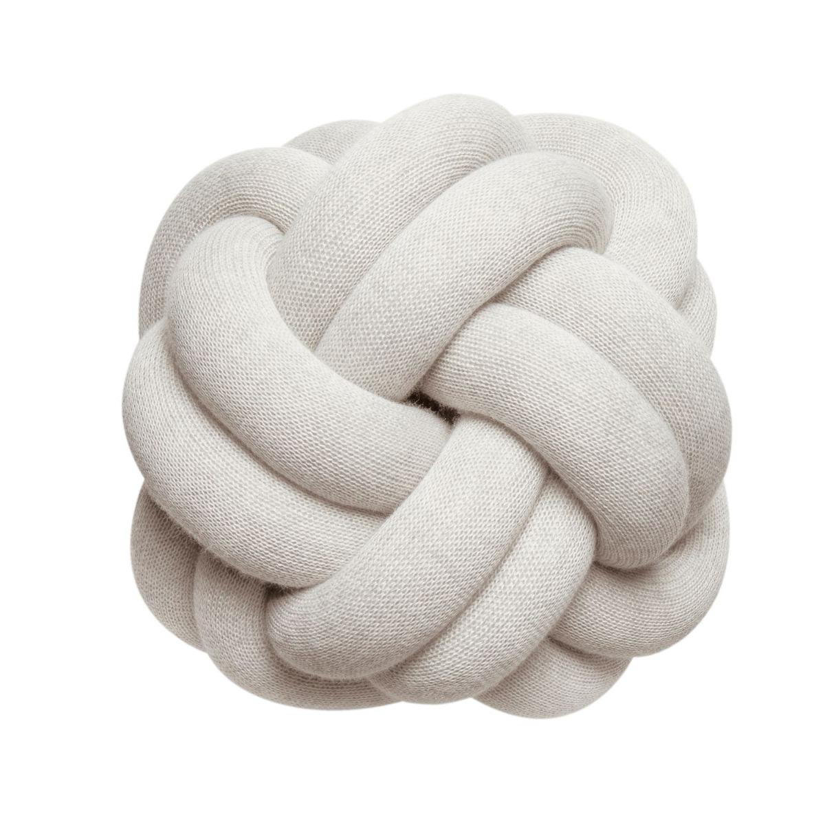 Designtorget Kudde Knot cream