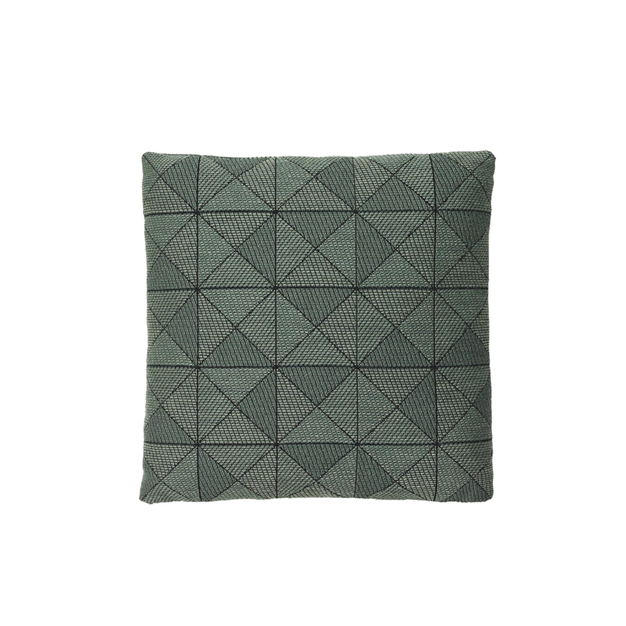Designtorget Kudde Tile grön