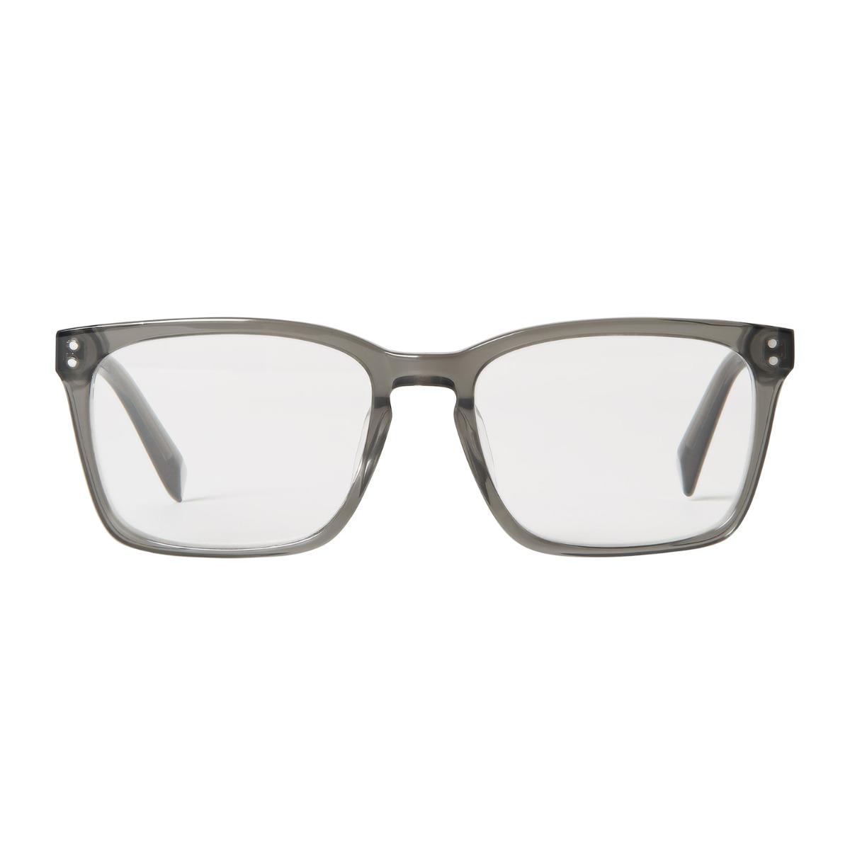 Designtorget Läsglasögon Fyrkantig Mörkgrå +2