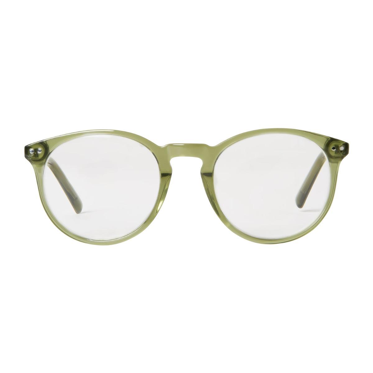 Designtorget Läsglasögon DT Rund Grön +1,5