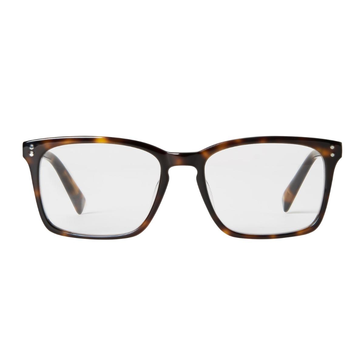 Designtorget Läsglasögon DT Fyrkantig Brun +2