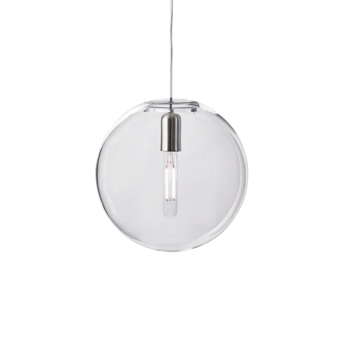 Bild på Designtorget Lampa Luna Klar Medium